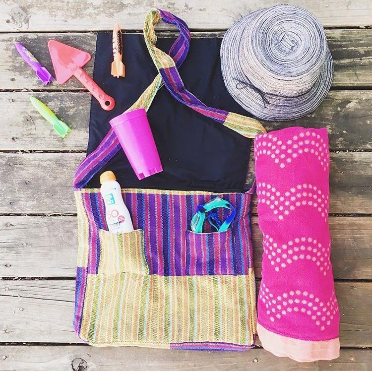 Large Messenger Bags Make Great Beach Bags