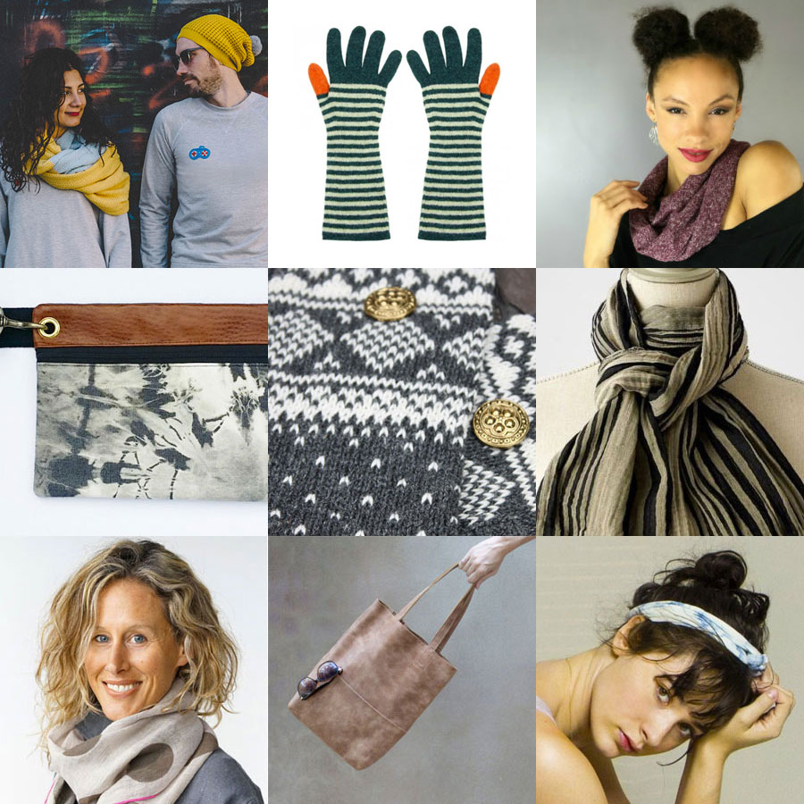 Sustainable Fashion Directory - Holiday Guide