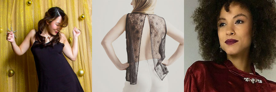 Sustainable FAshion Directory - Party Clothes